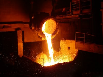 The possible reduction in the production of Mariupol metallurgical enterprises