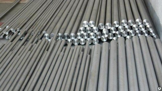 To buy a round, rod of titanium grade 2: the price from the supplier Electrocentury-steel