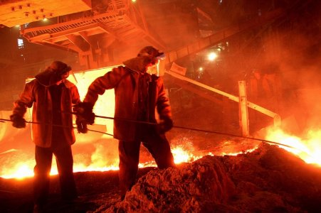 In Tangshan will suspend production of steel