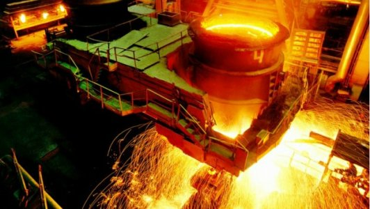 One of the largest metallurgical complexes in Germany can leave this field
